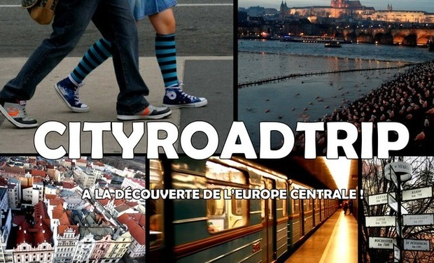 Visuel du projet Cityroadtrip