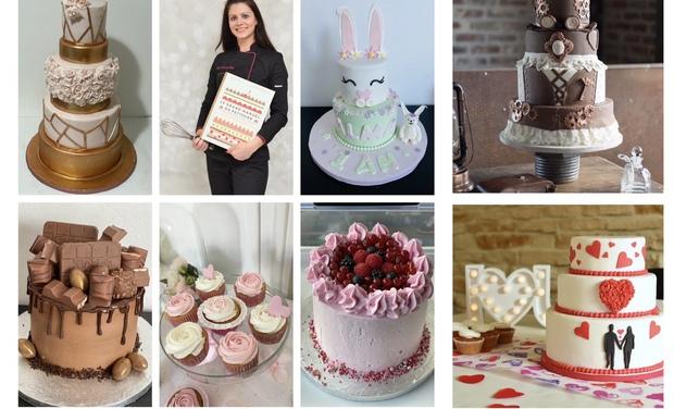 Visuel du projet Boutique Cake design by Kelly (Cupcakes, atelier et Weddingcake)