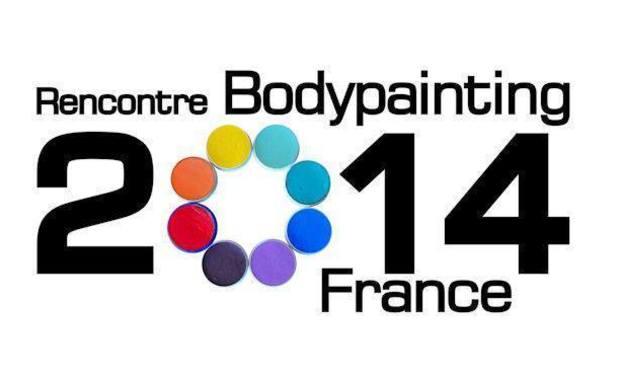 Visuel du projet Rencontre Bodypainting France