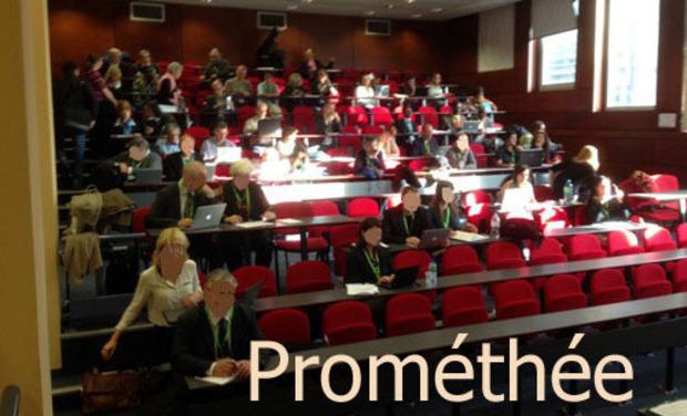 Visuel du projet Création association Prométhée