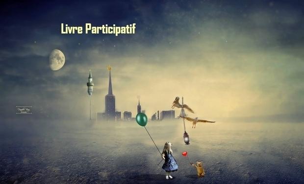 Visuel du projet Création d'un livre participatif