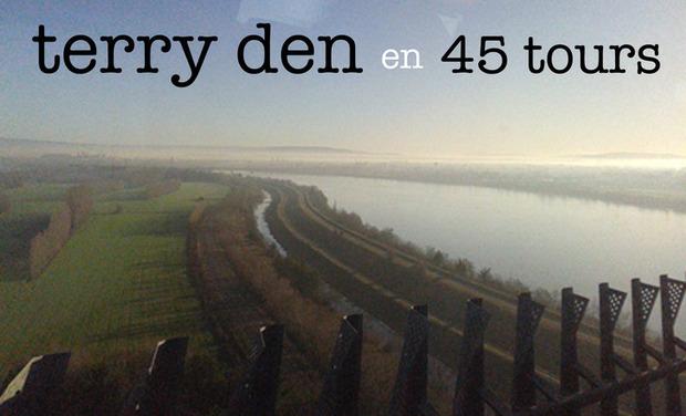 Project visual Terry Den en 45 tours