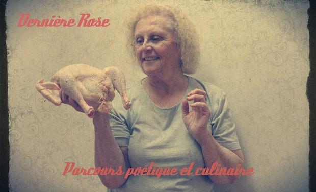 Visuel du projet Dernière Rose - Parcours poétique et culinaire