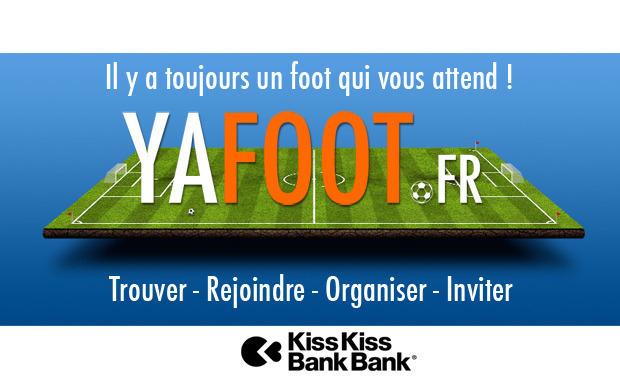 Visuel du projet YAFOOT.fr - Soutenez notre développement
