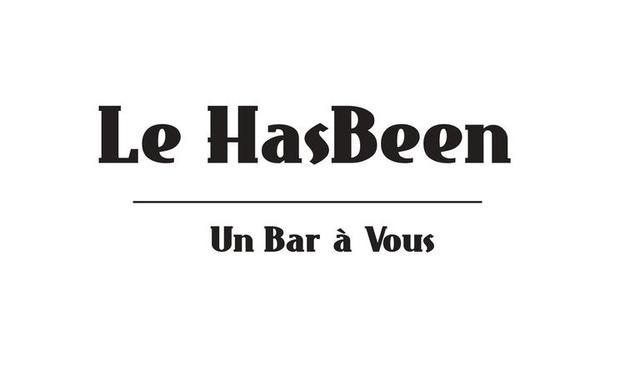 """Visuel du projet Le HasBeen - """"Un bar à vous"""" !"""