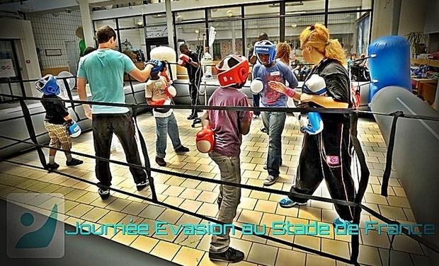 Visueel van project Journée Evasion au Stade de France