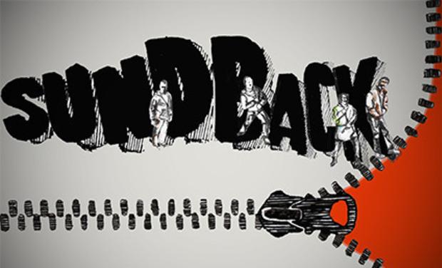 Visuel du projet SUNDBACK - Spectacle musical pour la rue