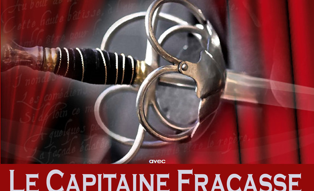 Project visual Spectacle Le Capitaine Fracasse