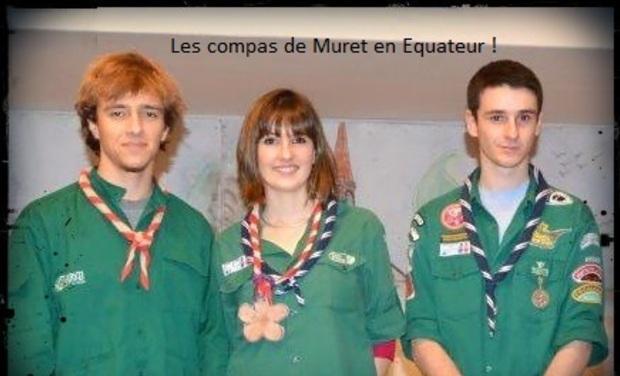 Project visual Les compagnons de Muret en Equateur!