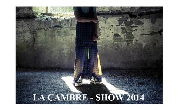 Visuel du projet Show 14 - La Cambre