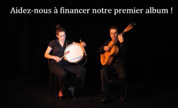 Visuel du projet Premier Album du Duo Criollando