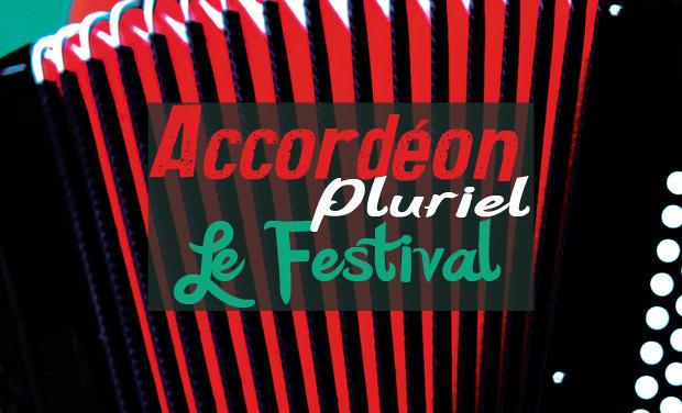 Visuel du projet Accordéon pluriel Le Festival