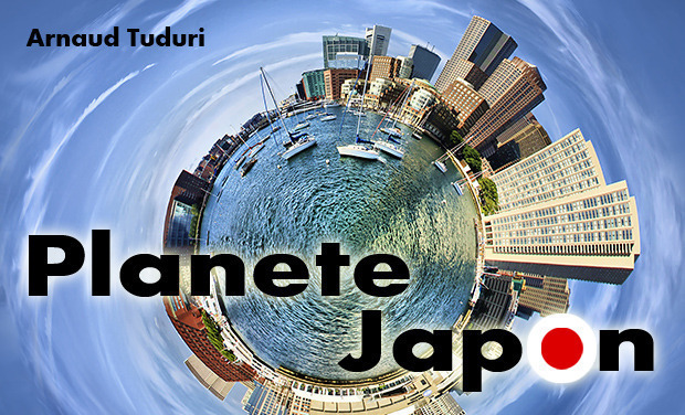 Project visual Planète Japon