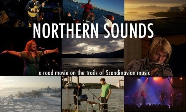 Project visual Northern Sounds
