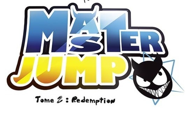 Project visual Master Jump  Tome 2 : Rédemption.