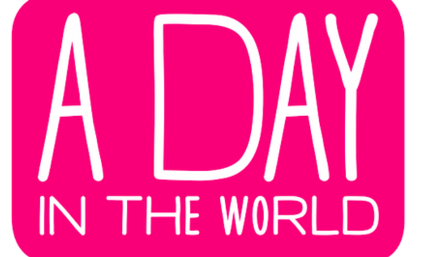 Visuel du projet A day in the world.fr