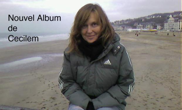 Visuel du projet Nouvel album de Cecilem