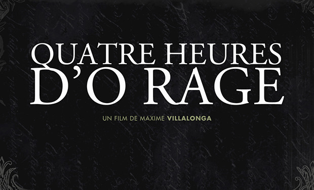 Project visual Quatre Heures d'Ô Rage