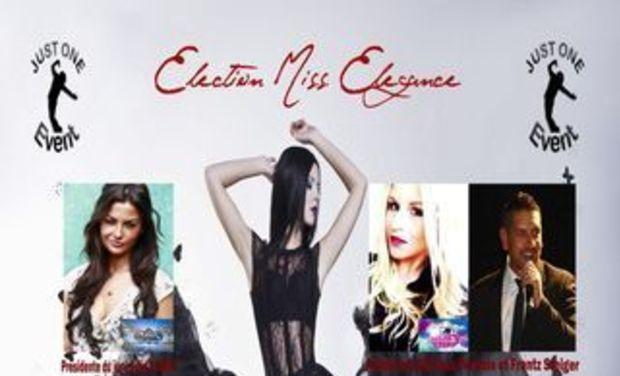 Visuel du projet Election Miss Elégance