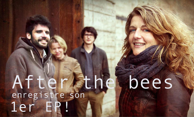Visuel du projet AFTER THE BEES enregistre son 1er EP !