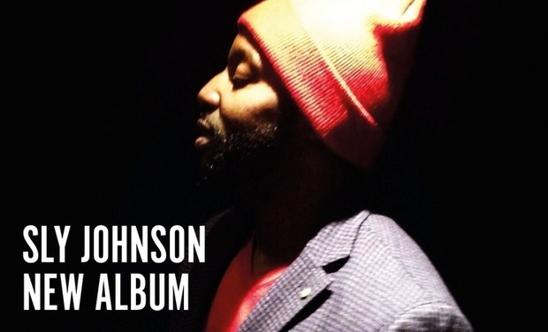 Visueel van project SLY JOHNSON - NEW ALBUM
