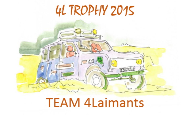 Project visual 4L Trophy - Team 4Laimants