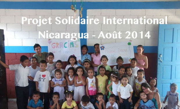 Project visual Projet Solidaire International au Nicaragua