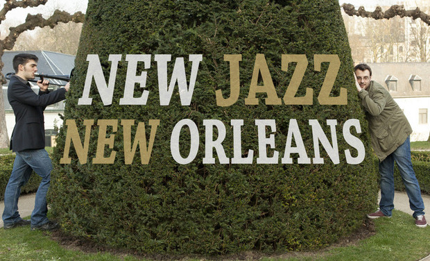 Visueel van project New Jazz New Orleans