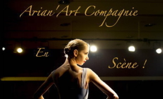 Visuel du projet Arian'Art Compagnie en scène!