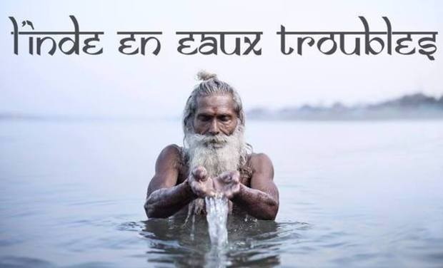 Project visual L'Inde en eaux troubles