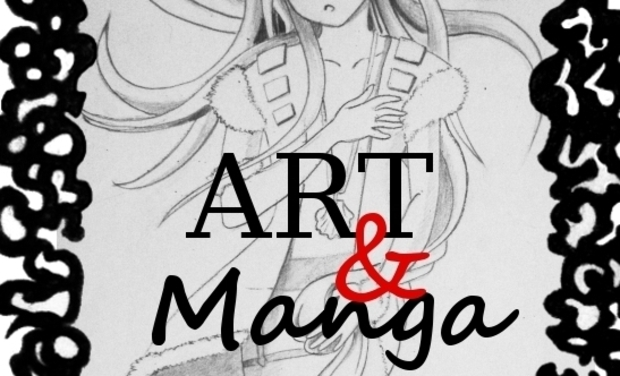 Project visual Art et Manga