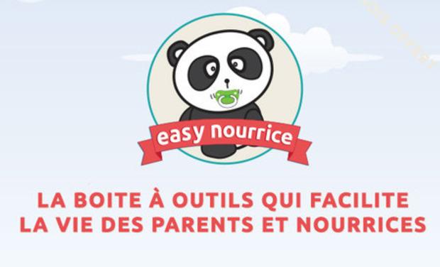 Visuel du projet Easynourrice :boîte à outils pour parents employeurs et nourrices