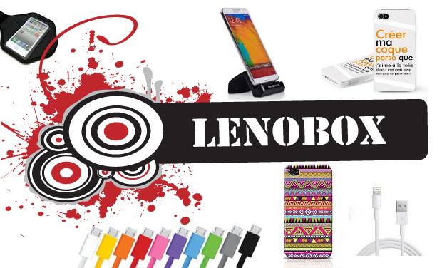 Visuel du projet Lenobox by Lenocover - We've got you covered!