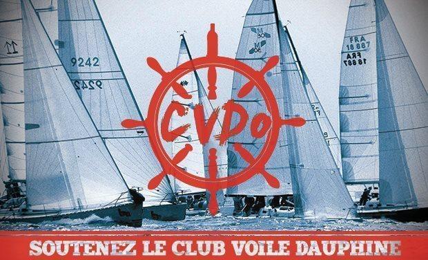 Visuel du projet Le Club Voile Dauphine à la Spi Dauphine