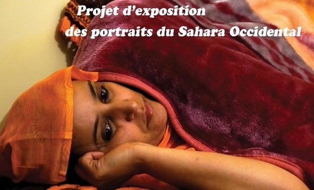 Visueel van project Exposition des résistants au Sahara Occidental