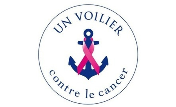 Project visual Un Voilier Contre le Cancer