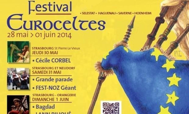 Visuel du projet Festival Euroceltes 2014