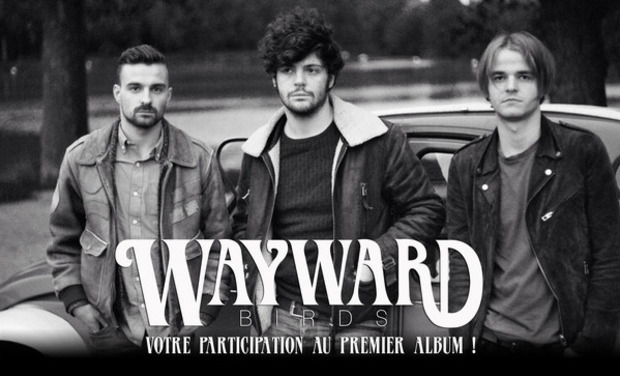 Visuel du projet Wayward Birds : votre participation au premier EP !