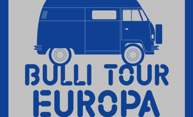 Visuel du projet Bulli Tour Europa