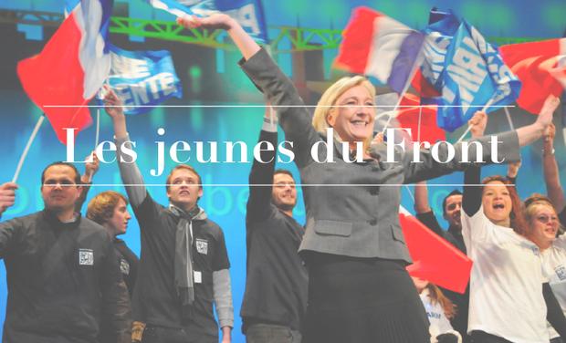 Project visual Les jeunes du Front