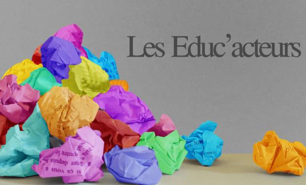 Visueel van project Troupe de théâtre Educ'Acteurs. Créons ce projet ensemble !