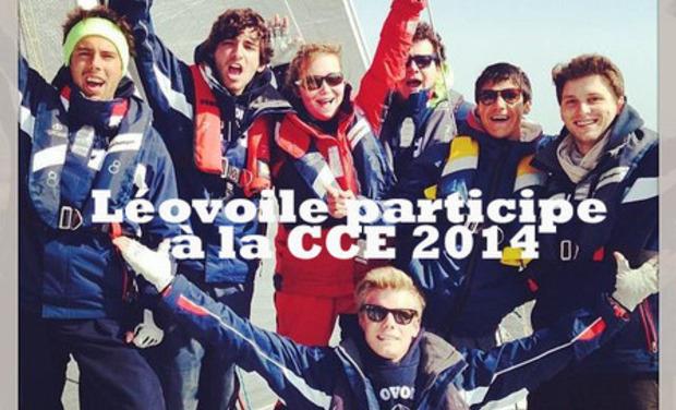 Visueel van project Léovoile participe à la CCE 2014
