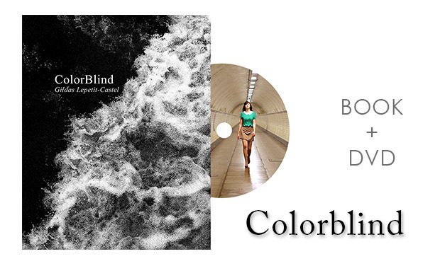 Visueel van project ColorBlind (Livre + DVD)