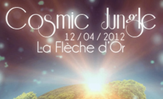 Project visual Cosmic Jungle