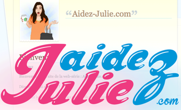 Visuel du projet AidezJulie.com