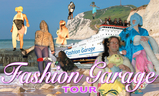Visuel du projet Fashion Garage