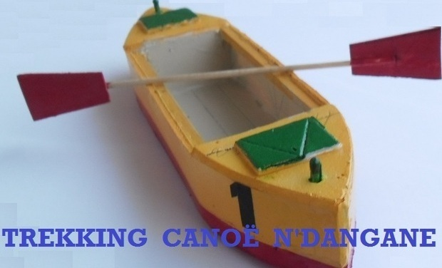Visueel van project TREKKING CANOË NDANGANE