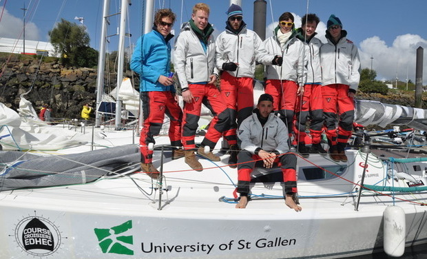Visueel van project HSG Varsity Sailing Team at the CCEDHEC2014