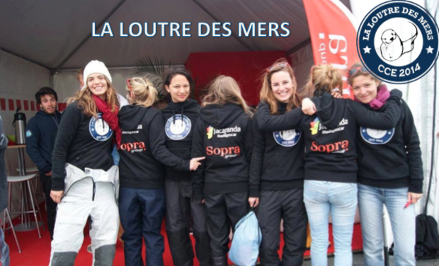 Project visual Les Loutres des Mers à la CCE 2014 !