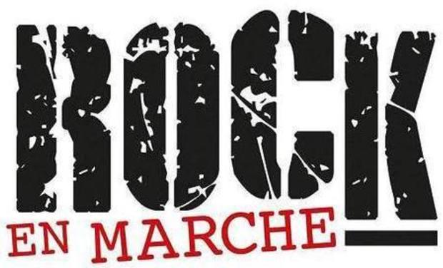 """Visuel du projet Festival """"Rock en Marche"""""""
